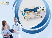 Giường y tế 3 tay quay GYM-037
